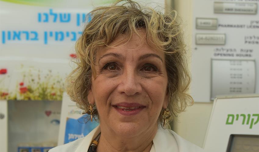 """ד""""ר בתיה קורנבוים (צילום: דוד חורש, דוברות שירותי בריאות כללית)"""