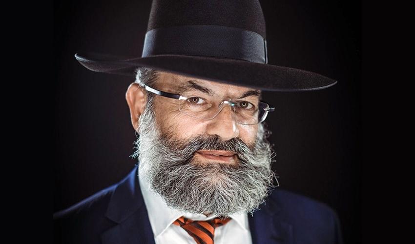 רבי דוד אבוחצירא (צילום: מיכה בריקמן)