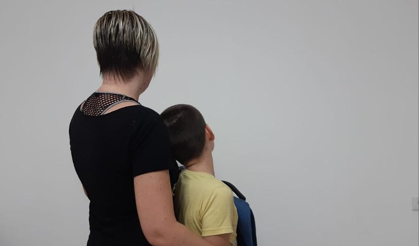 האם ובנה