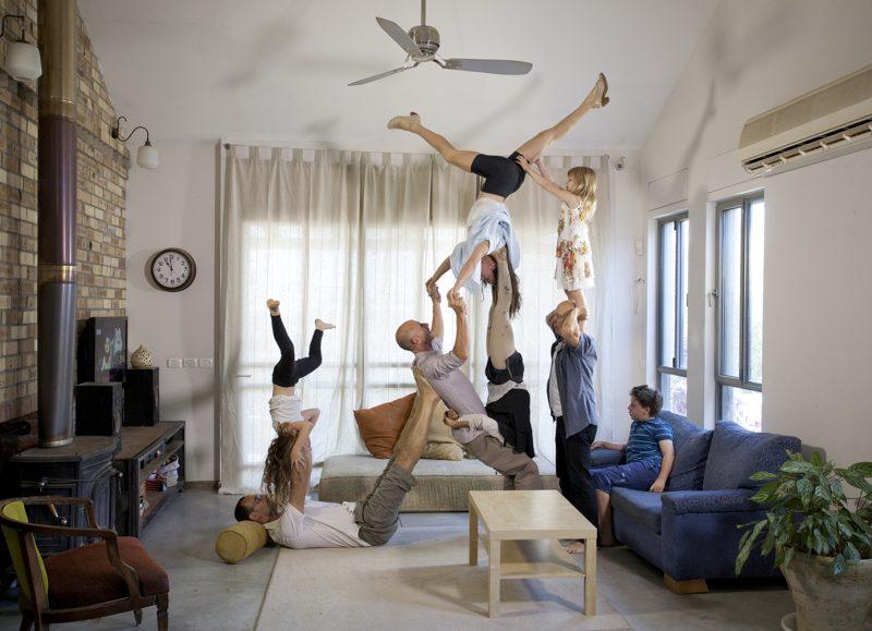 """אמן: מירב הימן, מתוך התערוכה """"מרחבים במשבר"""". צילום: מירב הימן"""