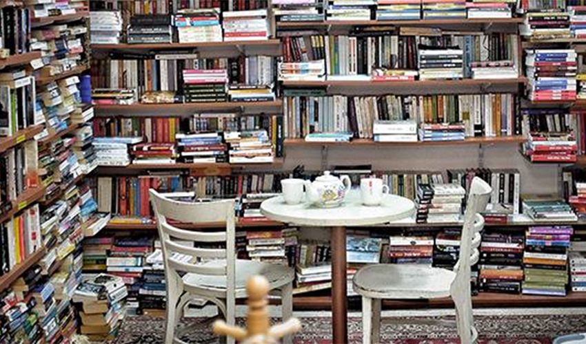 יודן ספרים (צילום: יובל פלד)