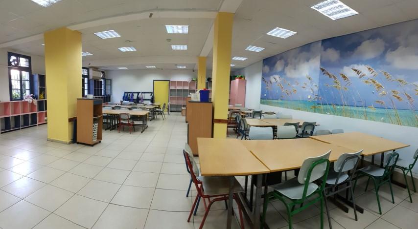 """סניף מטו""""ס של הריאלי (צילום: בית הספר הריאלי)"""