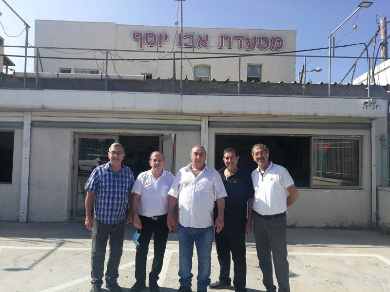 מסעדת אבו-יוסף: פנינה של טעם והיסטוריה בעיר חיפה. צילום באדיבות מסעדת אבו יוסף