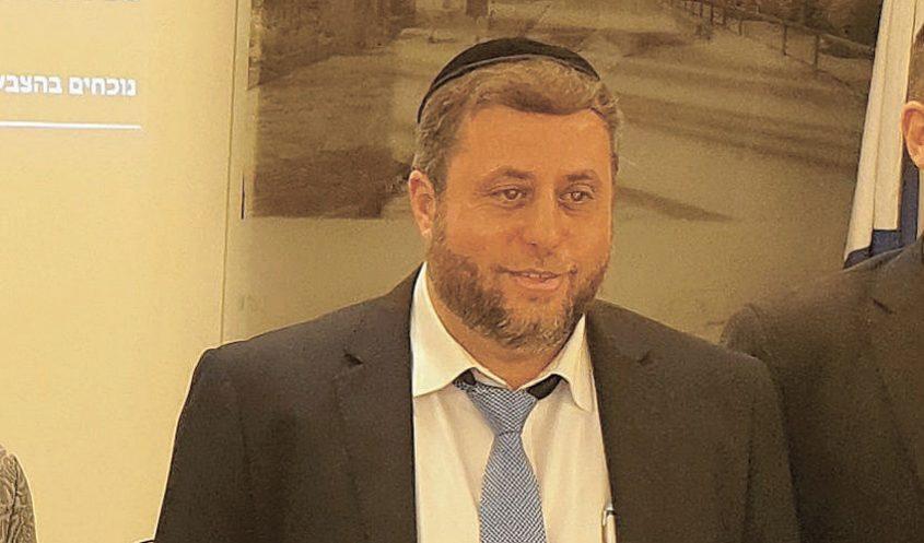 מיכי אלפר (צילום: בועז כהן)