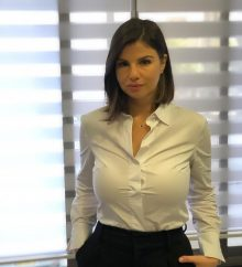 עו״ד ליהי סגל, מנהלת מחלקת לקוחות עסקיים וייצוג משפטי לעסקים. צילום: עצמי