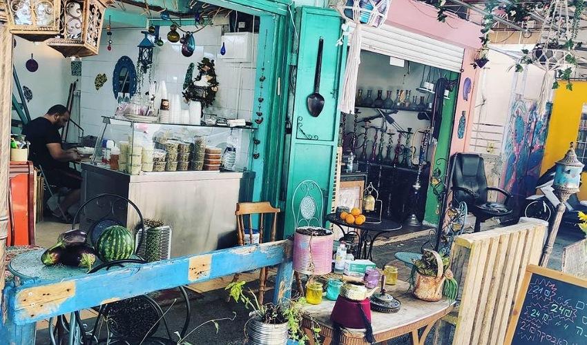 מסעדת עראבסקה (צילום מתוך דף הפייסבוק של עראבסקה)