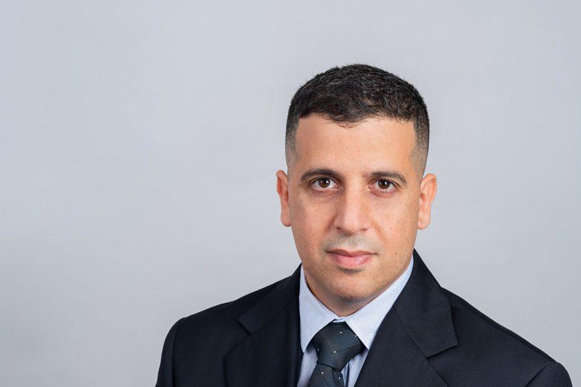 עורך דין ניר אביבי, צילום: מאיה חבקין