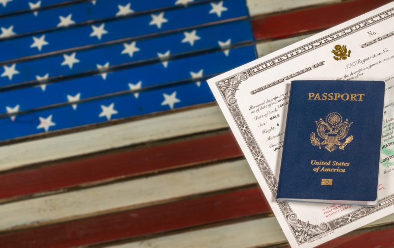 עורך דין הגירה לארצות הברית: הגיע הזמן לתפוס אמריקה בדרך הבטוחה. תמונה ממאגר תמונות INGIMAGE
