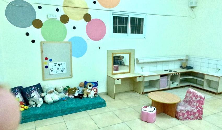 הגן לילדים על הרצף האוטיסטי (צילום: ראובן כהן, דוברות עיריית חיפה)