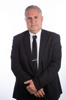 """עו""""ד ישראל גרבאוי שותף וראש מחלקת ליטיגציה בתעבורה (צילום: גיל נחושתן)"""