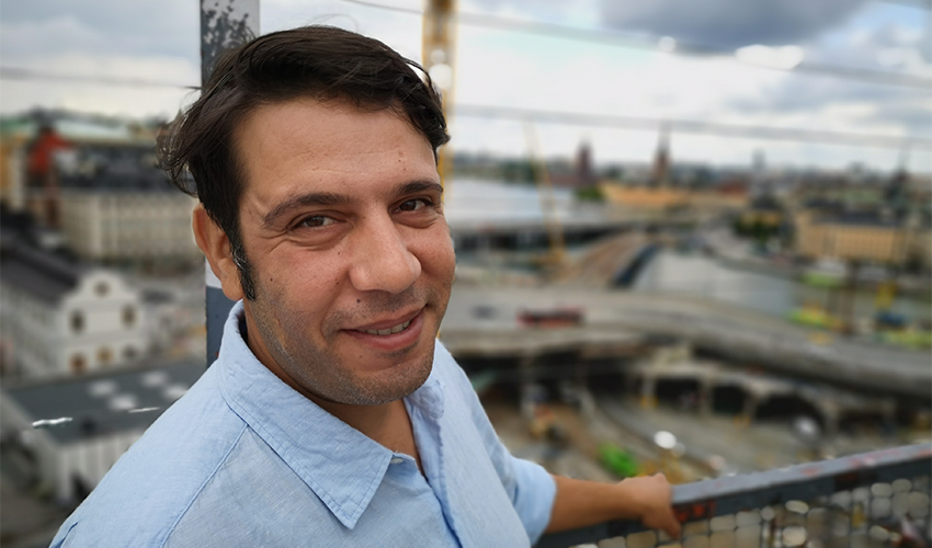 """ד""""ר קובי בן-מאיר (צילום: דן ענבר)"""