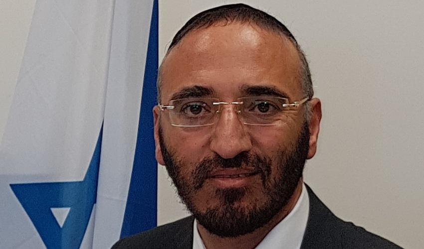 הרב משה דגן (צילום מתוך אתר הרבנות הראשית)