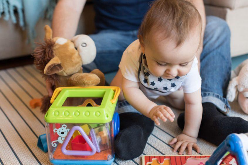 צעצועים ומוצרי תינוקות. צילום: א.ס.א.פ קריאייטיב INGIMAGE