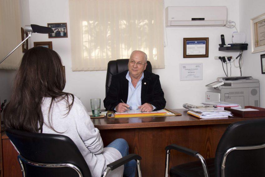 מאיר ברנר, מתכנן פרישה ומומחה לתכנון פיננסי (צילום: איילת וילדר)