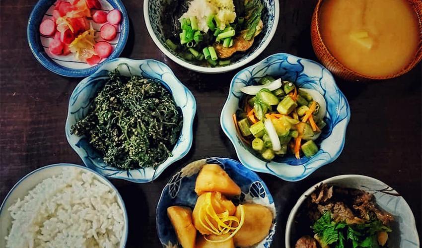 סדנת בישול יפני (צילום: יפעת ורד)