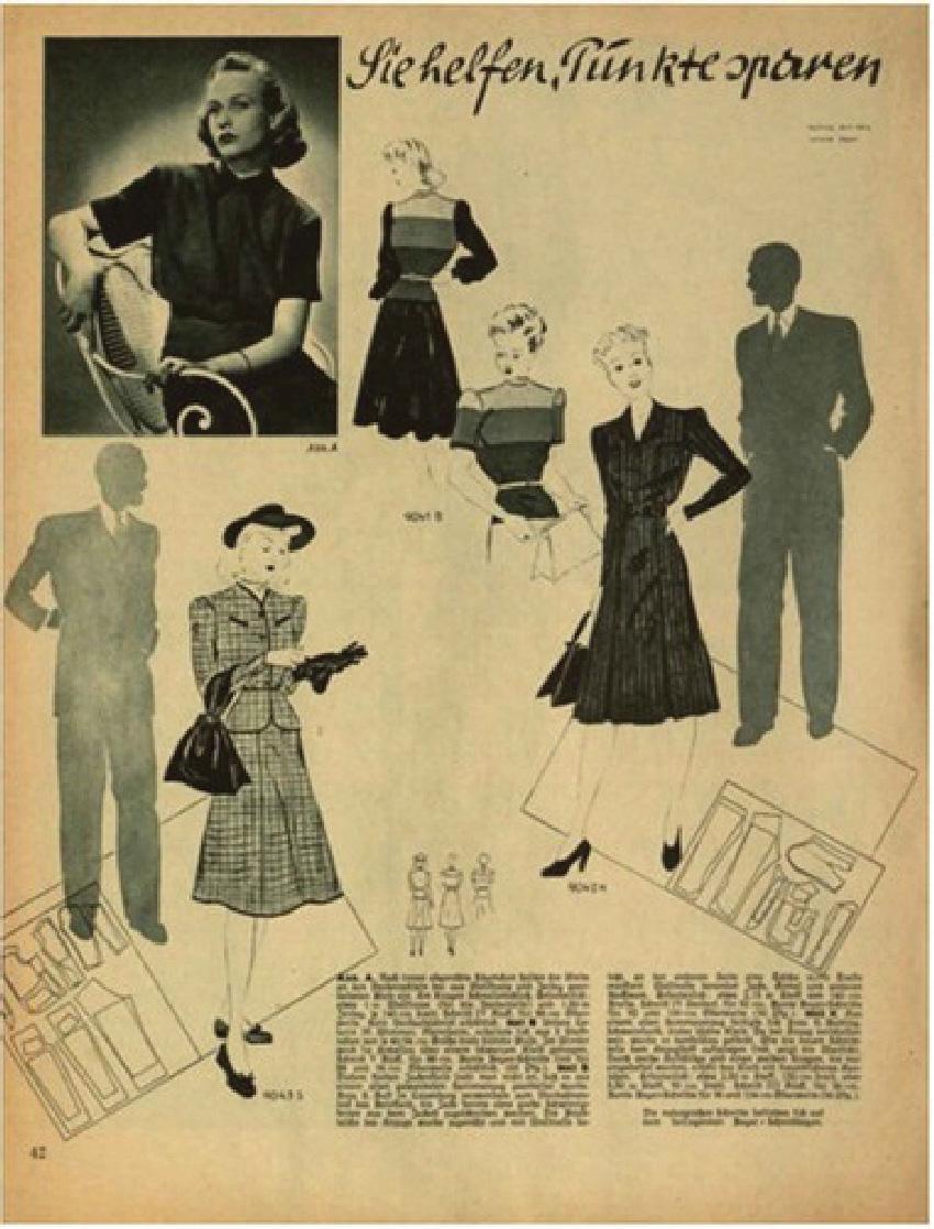 """המגזין """"פראון וארטה"""". """"הגיליונות האחרונים יצאו בסוף 1943 ובתחילת 1944"""""""