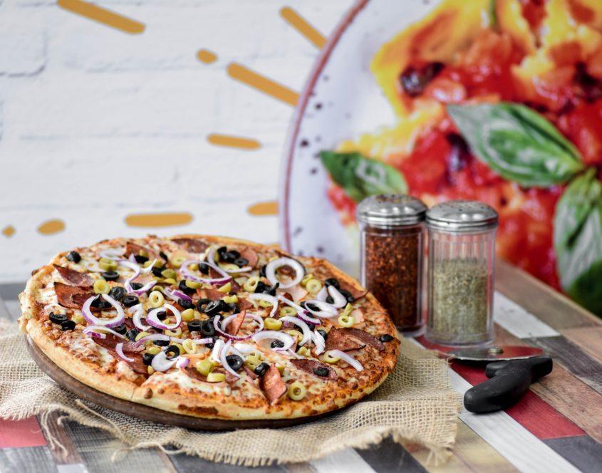 פיצה מאנצ' בצפון: טעם איטלקי משובח (צילום: בית דפוס מנטורס)