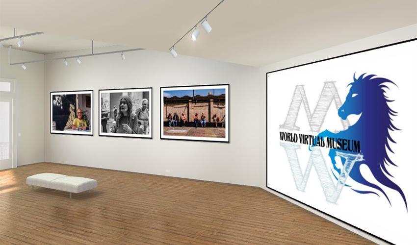 """עבודות מתוך התערוכה """"אקטיב אייג'ינג"""" (צילום: עדנה רדליך)"""