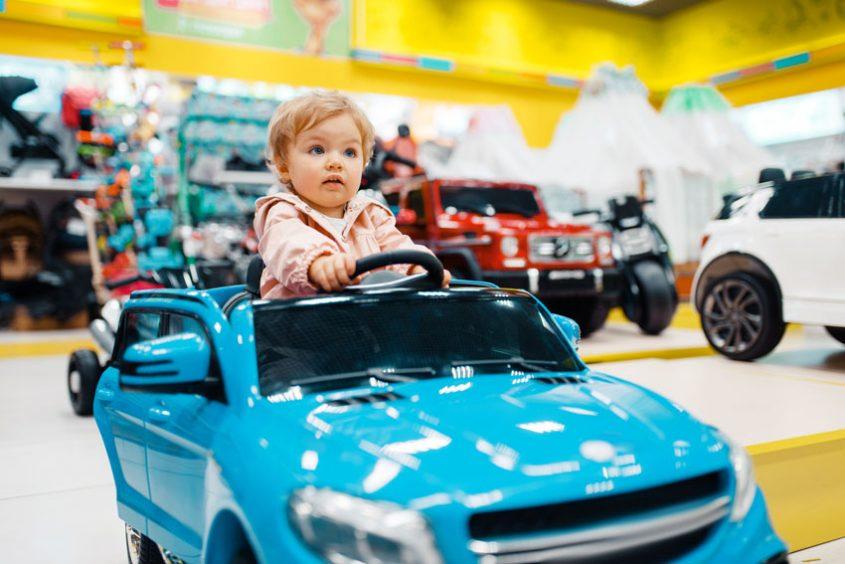 So Baby חנות צעצועים בצפון. צילום: סמר מהנא
