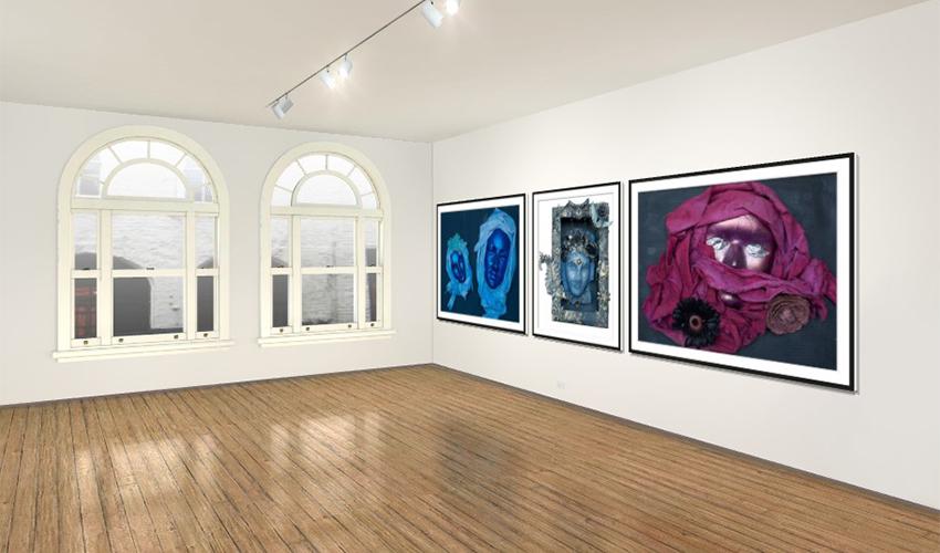 """עבודות מתוך התערוכה """"אקטיב אייג'ינג"""""""