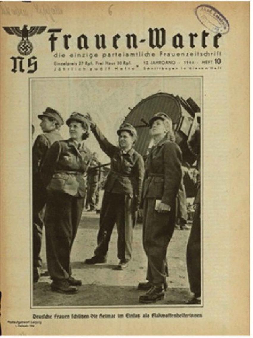 """המגזין """"פראון וארטה"""". """"היה קשה מאוד להשיג את כתב העת הזה"""""""
