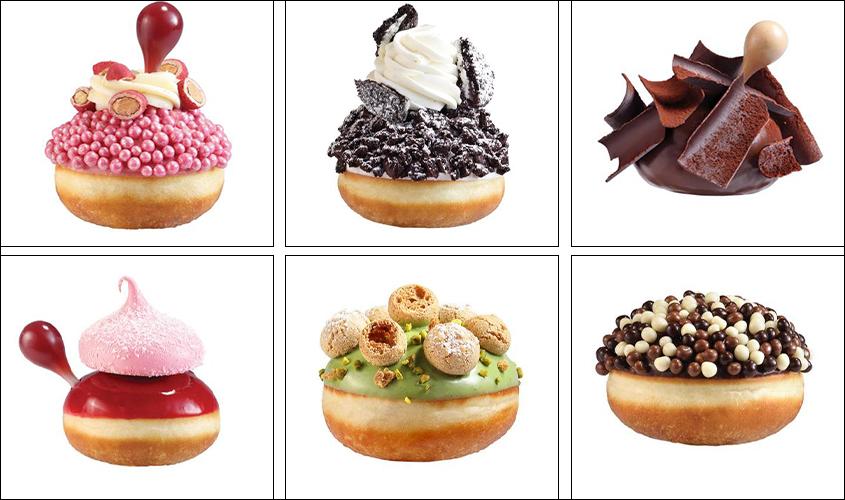 סופגניות של רולדין (צילום מתוך אתר האינטרנט של רולדין)