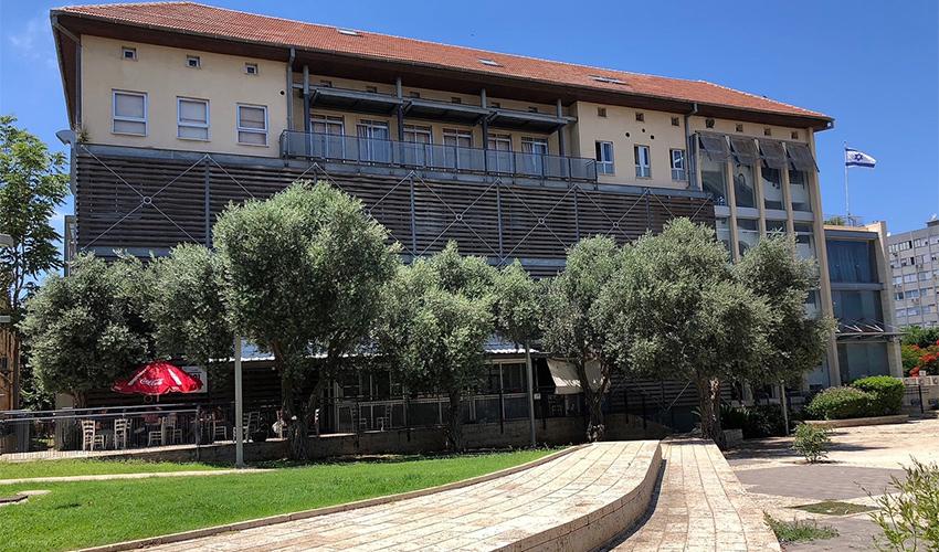 """המרכז האקדמי לעיצוב ולחינוך ויצו (צילום: יח""""צ)"""