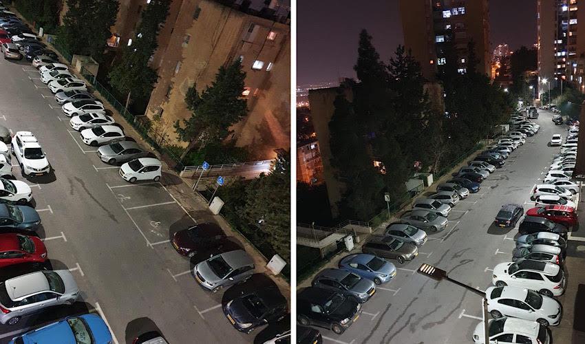 מצוקת החניה ברחוב ברכה חבס