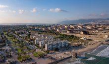 מפרץ חיפה (צילום: תומר אפלבאום)