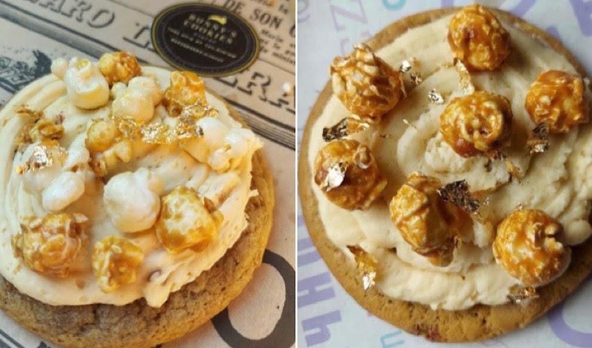 עוגיות אמסטרדם של באני'ס קוקיס בייקרי (צילום מתוך דף הפייסבוק של Bunny's cookies bakery)