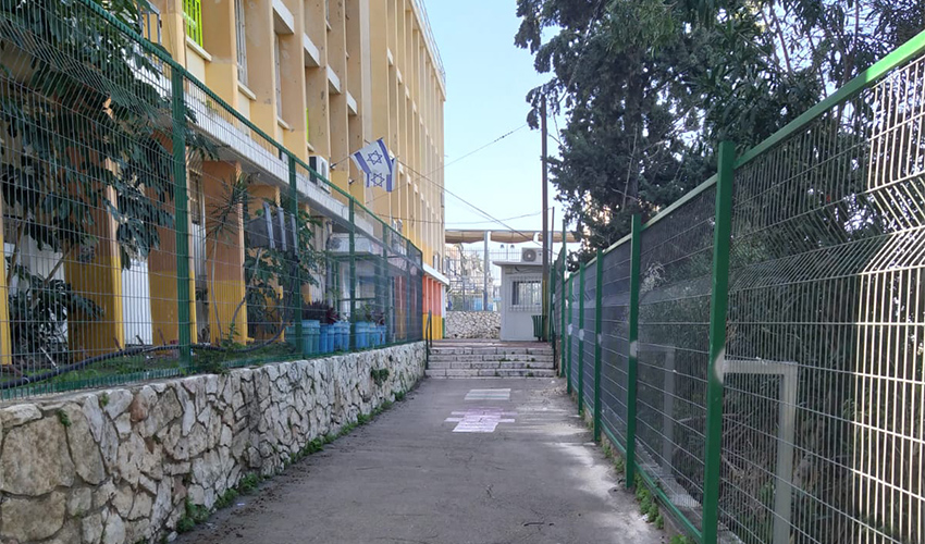 בית הספר גבריאלי (צילום: יאנה אסמר)