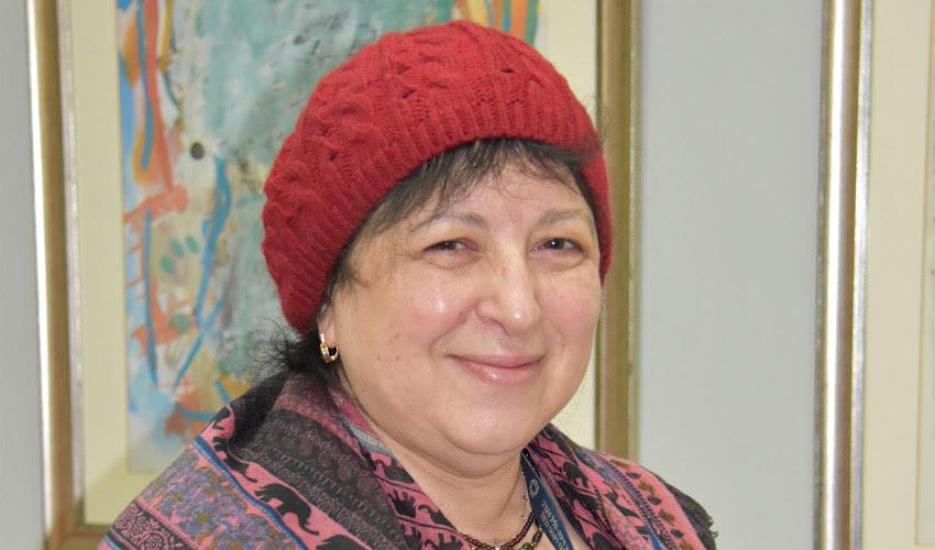 """ד""""ר איווטה מינצמן (צילום: אלי דדון)"""