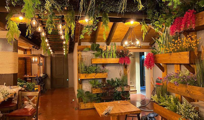 מסעדת דודא (צילום: זאב זלמן)