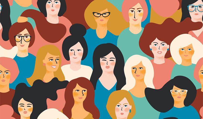 יום האשה הבין לאומי (אילוסטרציה: shutterstock/Nadia Grapes)