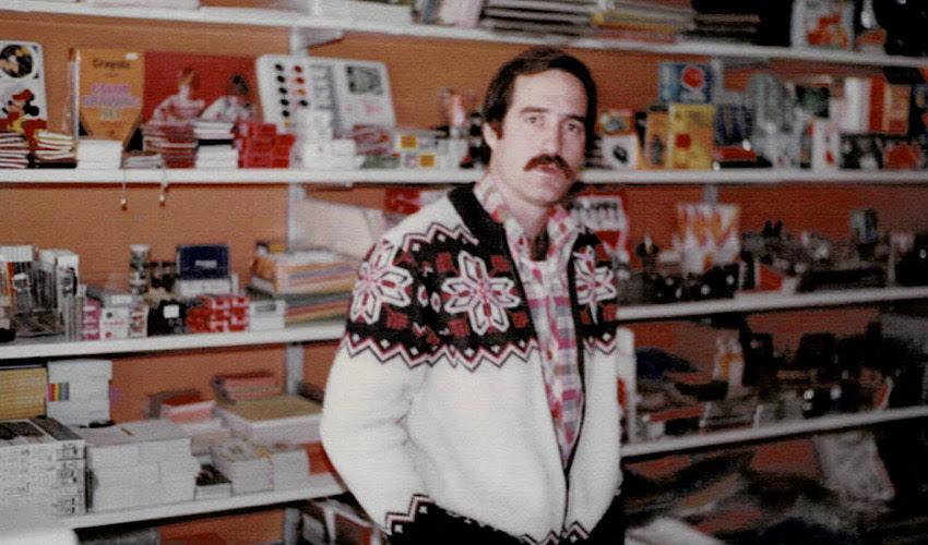 מיכה שמידט בדודלי רוממה, שנות ה-80