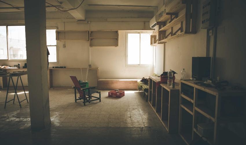 """מיזם """"הנביאים – חדר עבודה"""" (צילום: רותם עמיצור)"""