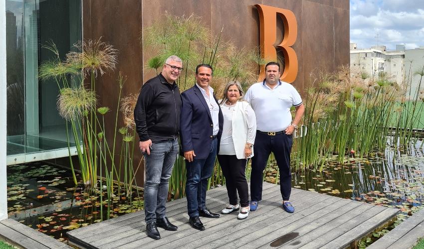 עסקת ענק: משפחת כוזהינוף נכנסה שותפה בנקסט אורבן