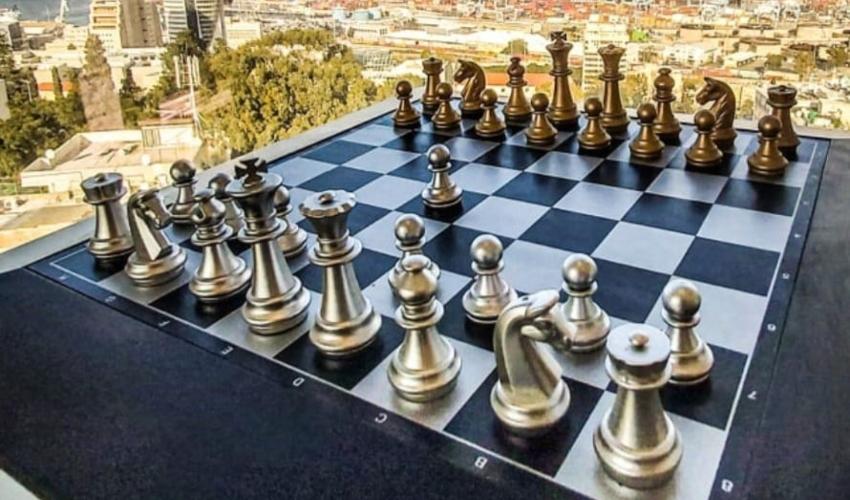 אליפות חיפה הפתוחה בשחמט (צילום: ניר בלזיצקי, דוברות עיריית חיפה)