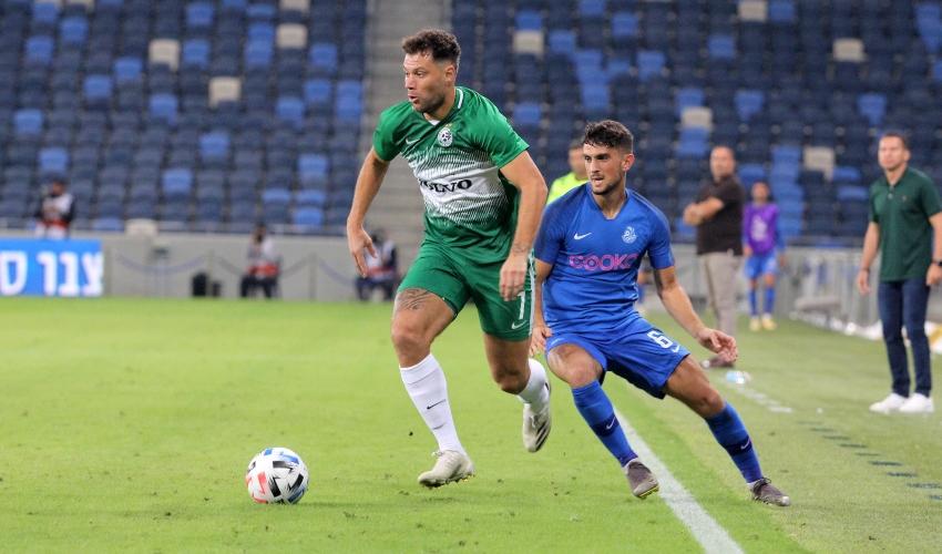 מכבי חיפה נגד מ.ס אשדוד (צילום: אדריאן הרבשטיין)