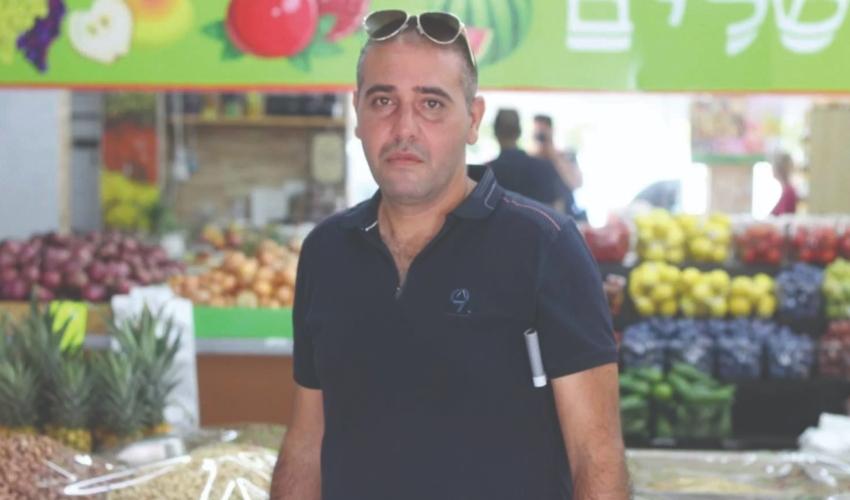 חוסין נאבליסי (צילום: טיב הפיצוחים)
