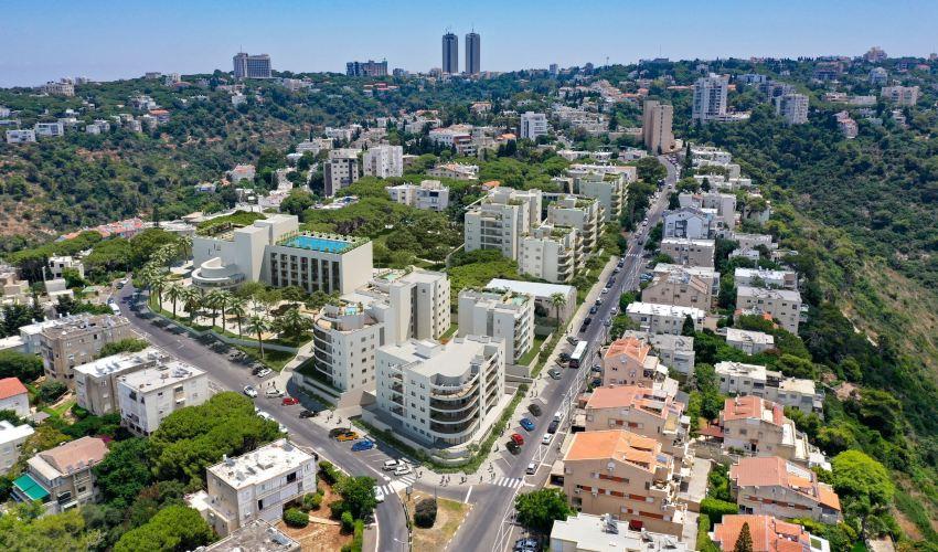פרויקט העיר הלבנה, קבוצת יובל אלון | הדמיה: סטודיו AVA