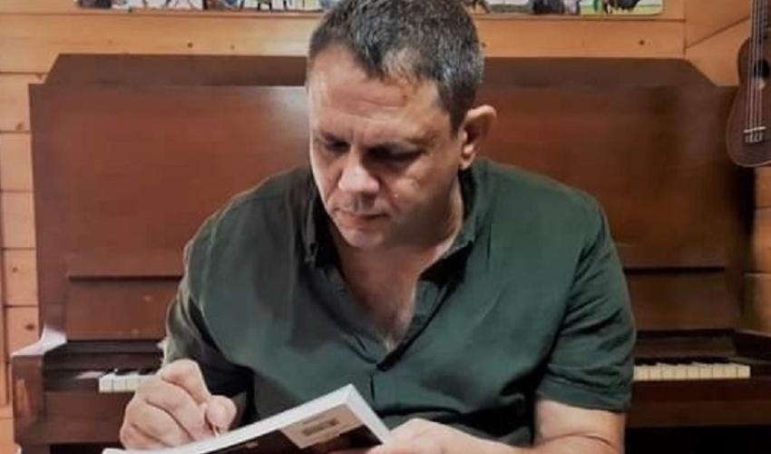 איציק חדד (צילום: אלון ברקאי)