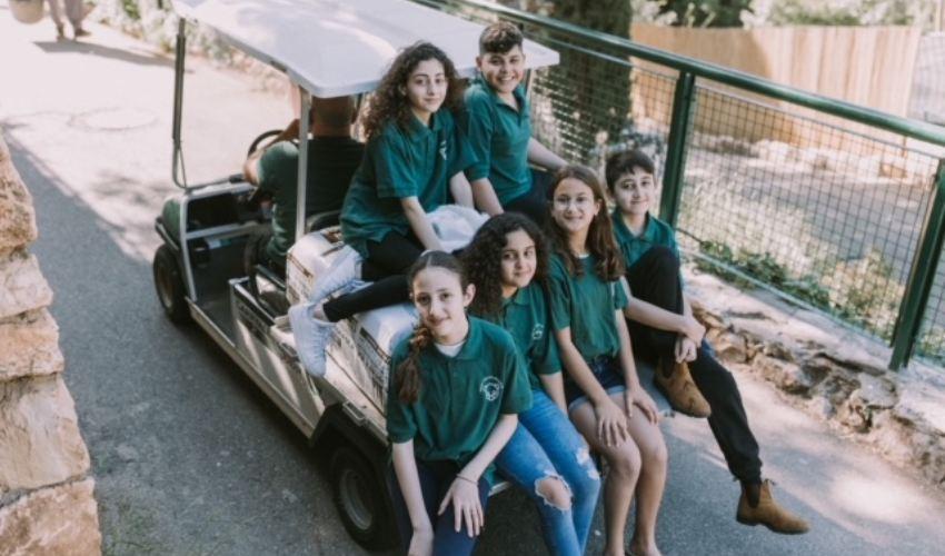 מטפלים צעירים   צילום: מיכה בריקמן