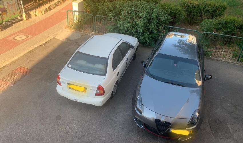 מי יזיז מחניית השכן את המכונית (הלבנה)?