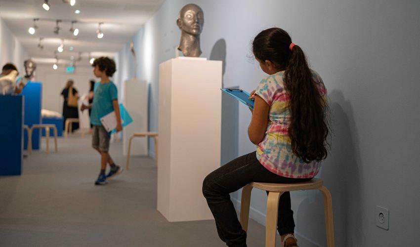 תערוכות חדשות ופעילויות לילדים במוזיאוני חיפה | צילום: ג'ני כצנר