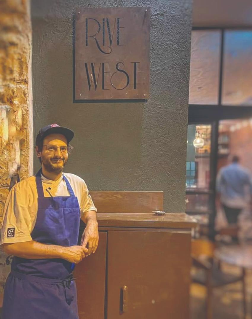 מבשל אירופי עם טאץ' של המזרח. נביל חנא