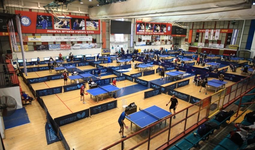 אליפות ישראל בטניס שולחן תיפתח מחר בקרית חיים (צילום: צילום: איגוד טניס השולחן בישראל)