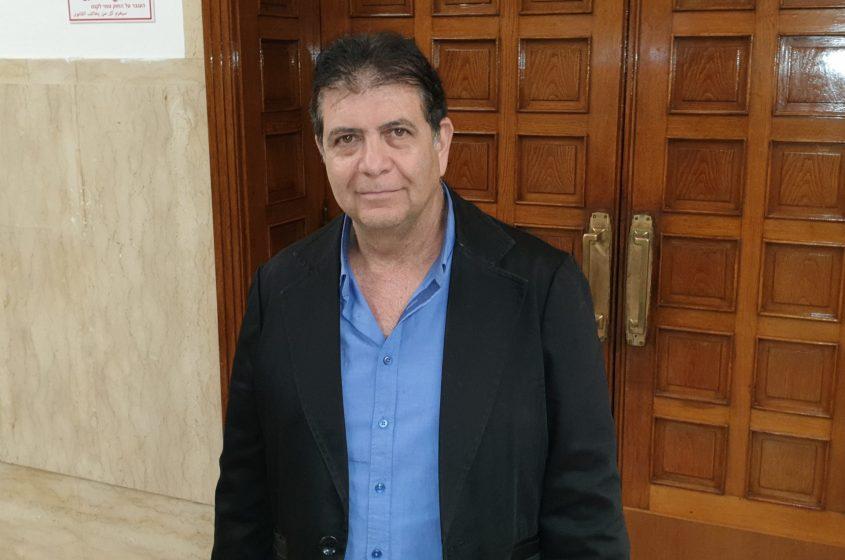 אלי דבי (צילום: בועז כהן)