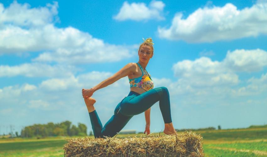 אורית גרטנר, מדריכת כושר (צילום: עוז גרטנר)