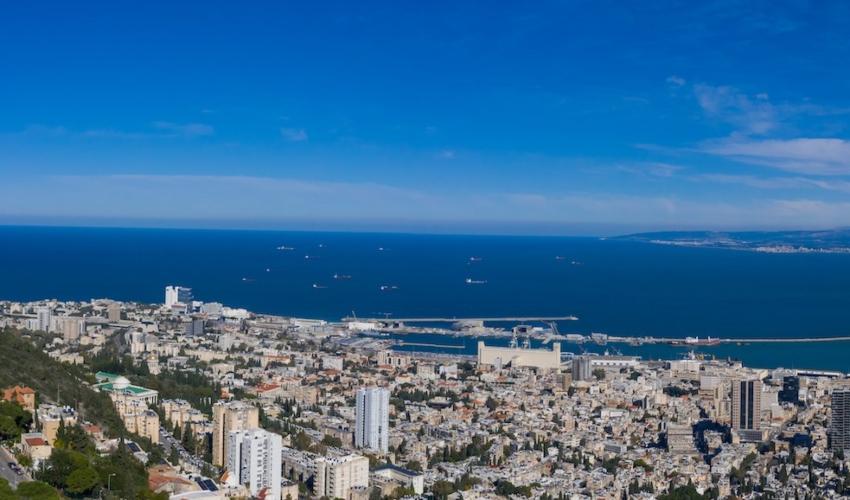 חיפה (צילום: מיכה בריקמן)